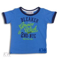 Green 4: Slub Marl Tee (1-3 Years)