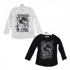Grunge 6: Visocse Top (3-8 Years)