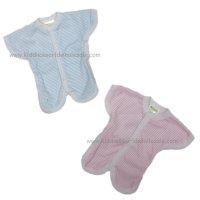 HB11: Incubator Baby Stripe Cotton Bodysuit (1-2 & 2-3 LBS)