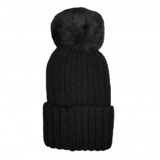 HT08: Chunky Ribbed Knit Hat (1-3 Years)