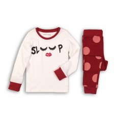 HWX 199: Girls Sleep Pyjama Set (3-8 Years)