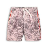 KB BOARD 10: Ocean Print Board Swim Shorts (3-8 Years)