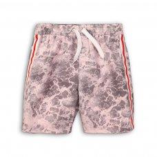 KB BOARD 10: Ocean Print Board Swim Shorts (3-8 Years)