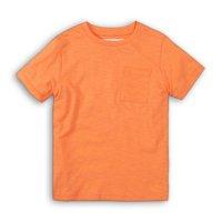 KB SLUB 12: Coral Slub T-Shirt (3-8 Years)