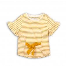 Kenya 9P: Striped T-Shirt (3-8 Years)