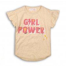 KG TEE 22P: Girl Power T-Shirt (8-13 Years)