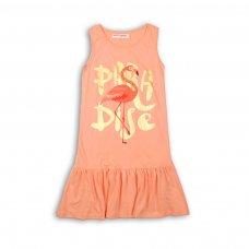 KGB DRESS 14: Pink Paradise Dress (3-8 Years)