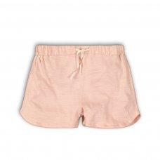 KGS SHORT 7P: Light Pink Slub Short (8-13 Years)
