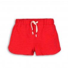KGS SHORT 9: Raspberry Slub Short (3-8 Years)
