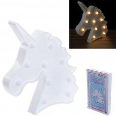 LED19: Unicorn LED Light Decoration