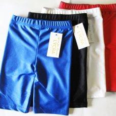 Lycra Stretch Shorts - Royal