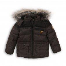 Limit 8: Fur Trim Coat (9 Months-3 Years)