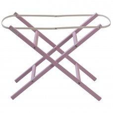 Coloured Moses Basket Folding Stand