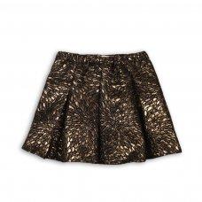 Metal 10: Jaquard Skirt (3-8 Years)