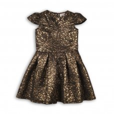 Metal 2P: Jacquard Dress (8-13 Years)