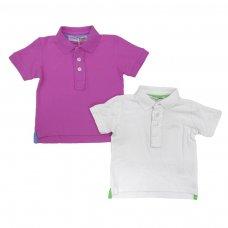 Malibu 5: Pique Polo Shirt (6 Months - 3 Years)