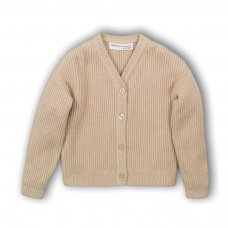 Midas 9: Soft Knit Rib Cardigan (3-8 Years)