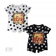 Mix 2: Grown On Sleeve Slub Top (3-8 Years)