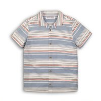 Nomad 4: Striped Resort Shirt (3-8 Years)