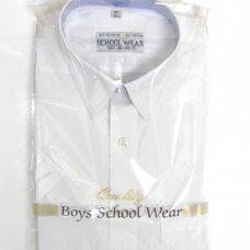 Boys School Shirts (11.5-16) - Short Sleeve