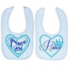 P4707-B: Prince Velcro Bib