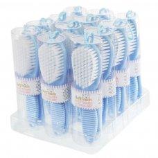 P604-B: Blue Brush & Comb Set