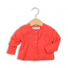 Paris 2: Knitted Cardigan With Stitch Detail (0-12 Months)