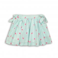 Pool 7: Ticking Stripe Skirt (9 Months-3 Years)