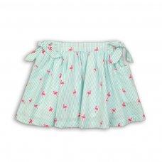 Pool 7: Ticking Stripe Skirt (9 Months-3 Years)