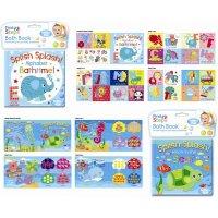 PS232: Soft PVC & Foam Baby Learning Bath Book
