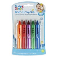 PS522: 5 Pack Children's Fun Bath & Tile Crayons