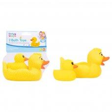 PS756: 2 Pack Vinyl Duck Bath Toy