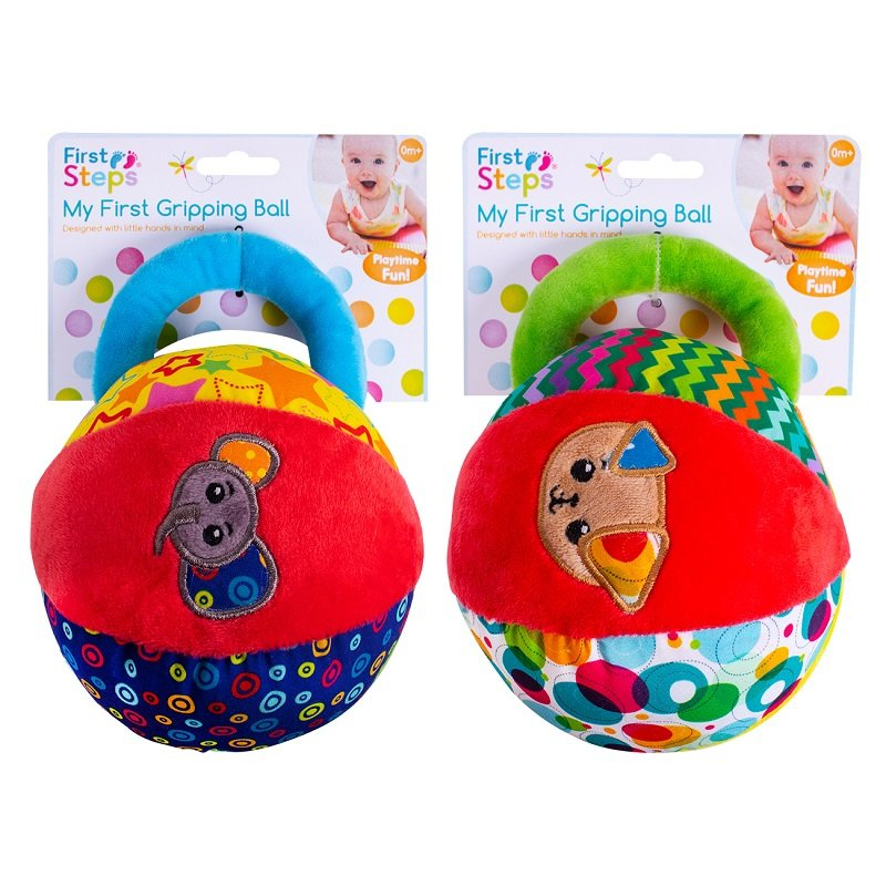 PS772: My First Gripping Ball Rattle
