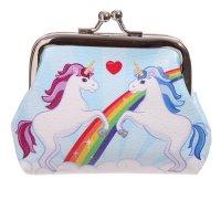 PUR27: Lauren Billingham Unicorn Design Tic Tac Purse
