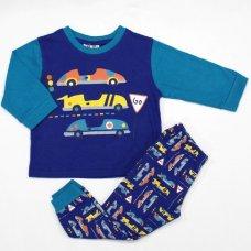 L3161: Baby Boys Cars Pyjama (12-24 Months)