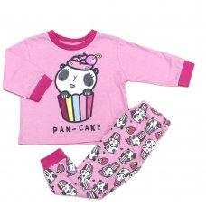 L3163: Baby Girls Pan-Cake Pyjama (12-24 Months)
