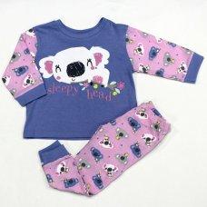 L3165: Baby Girls Koala Pyjama (12-24 Months)