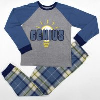 L6175: Older Boys Genius Pyjama (7-12 Years)