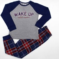 L6176: Older Boys Wake Up Pyjama (7-12 Years)