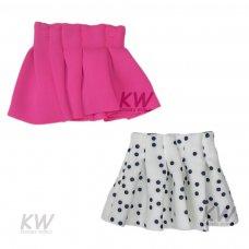 Perfect 6: Flared Scuba Skirt (1-3 Years)