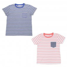 Raw 1P: Striped T-Shirt (8-13 Years)