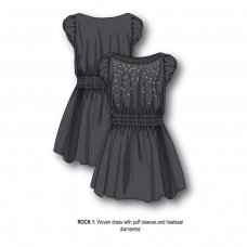 Rock 1: Tencell Dress (3-8 Years)