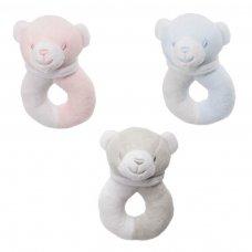 RT21: Bear Rattle Toy