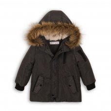 Rad 2: Woven Parka Jacket (9 Months-3 Years)