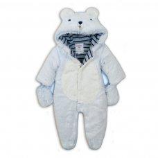Recess 10: Soft Fur Character Snowsuit (0-12 Months)