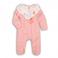 Sea 1: 2 Piece Sleepsuit & Bib Set  (0-12 Months)
