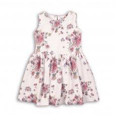 Secret 4: Floral Jacquard Dress (9 Months-3 Years)