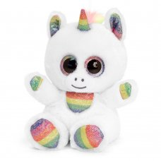 SF2129: 25cm Animotsu Rainbow Sparkle Unicorn