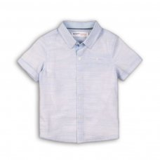 Shore 1: Striped Short Sleeve Shirt (9 Months-3 Years)