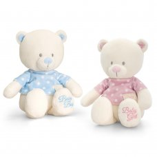 SN0290: 17cm Baby Bear With T-Shirt (2 Colours)
